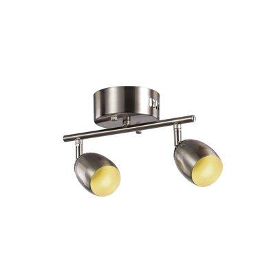 2 Light LED Beam Track Light Product Photo