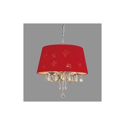 3 Light Pendant by TransGlobe Lighting