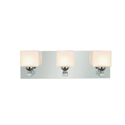 TransGlobe Lighting 3 Light Vanity Light