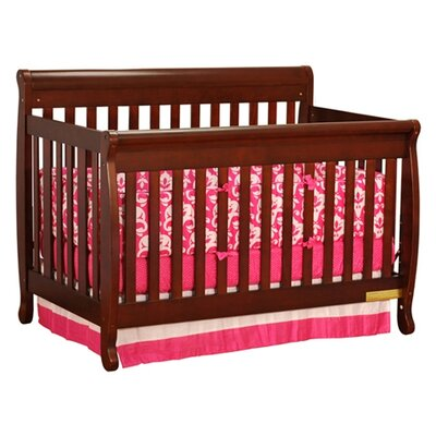 Alice 3-in-1 Convertible Crib with Mattress by AFG International Furniture