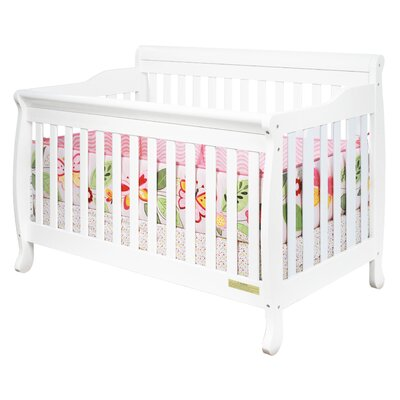 Alice 3-in-1 Convertible Crib by AFG International Furniture
