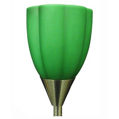 Legacy home 6 head goosneck floor lamp reviews wayfair for 6 head gooseneck floor lamp
