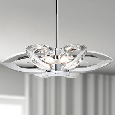Nan 6 Light Chandelier Product Photo