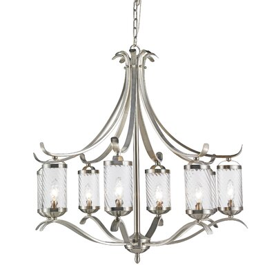 Wynn 8 Light Chandelier Product Photo