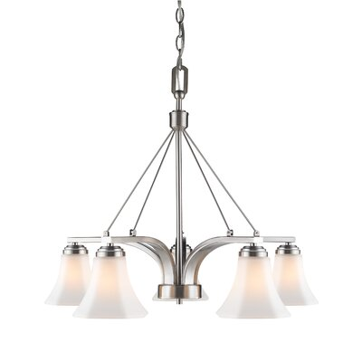 Accurian 5 Light Nook Chandelier Product Photo