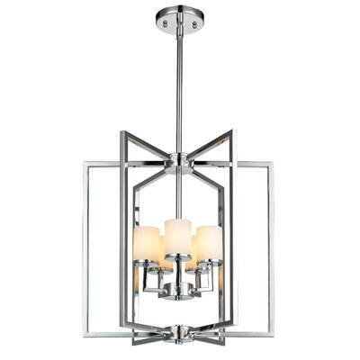Baxley 5 Light Mini Chandelier Product Photo