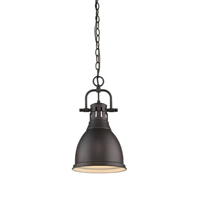 Duncan Mini Pendant by Golden Lighting