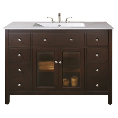 "Avanity Lexington 48"" Single Bathroom Vanity Set"