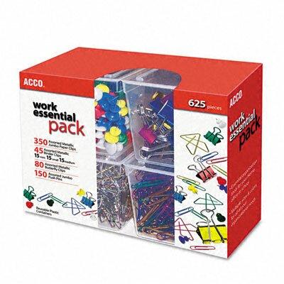 Acco Brands, Inc. Club Clip Pack