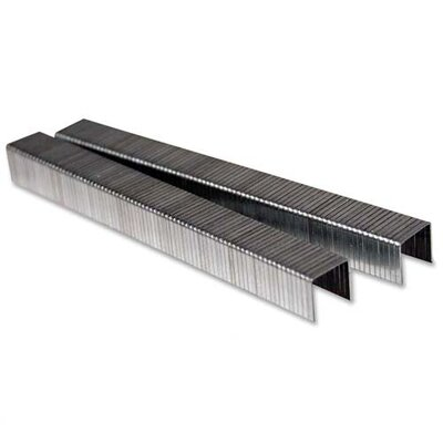 """Ace Office Products Staples, Chisel Point, 3/8"""" Crown, 38"""" Length, 5000 per Box"""