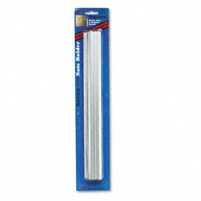 Advantus Corp. Grip-A-Strip Display Rail, 12 X 1 1/2