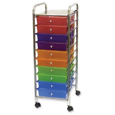 """Advantus Corp. 37.63"""" Portable Drawer Organizer"""