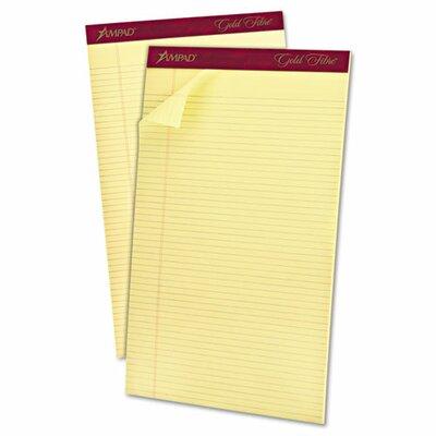AMPAD Corporation Gold Fiber Pad