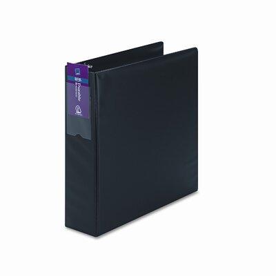 """Avery Consumer Products Durable Slant Ring Reference Binder with Label Holder, 2"""" Capacity"""
