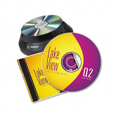 Avery Consumer Products CD/DVD Design Kit
