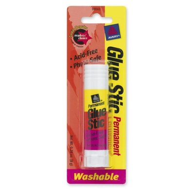 Avery Consumer Products Glue Stic, Washable