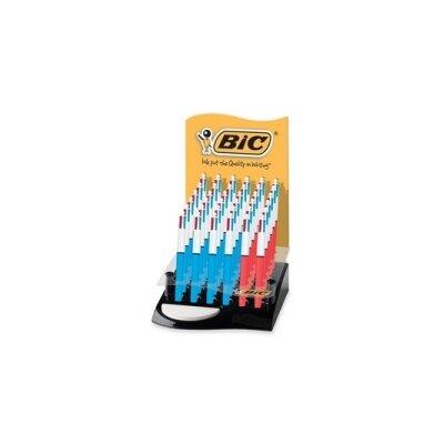 Bic Corporation 4-Color Pens, Refillable, 12 Medium/24 Fine Pt., 36 per Set, Assorted
