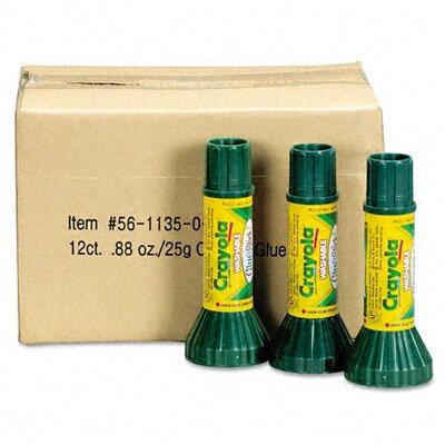 Crayola LLC Washable Glue Stick (12/Pack)