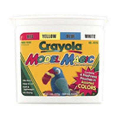 Crayola LLC Model Magic 2lb Bucket Assorted