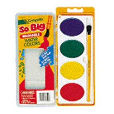 Crayola LLC So Big Washable Watercolors