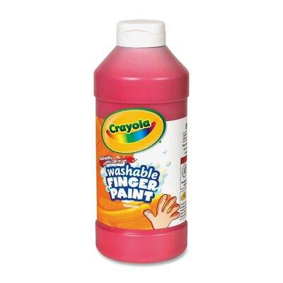 Crayola LLC Washable Finger Paint
