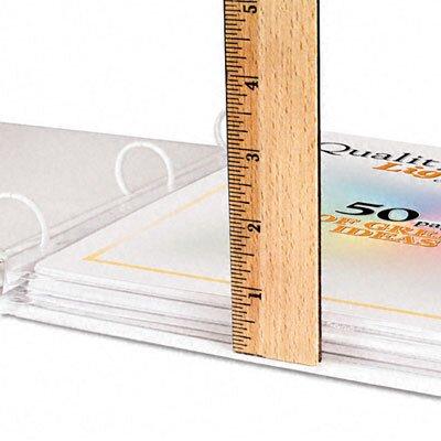 C-Line Products, Inc. High Capacity Polypropylene Sheet Protectors (25/Box)