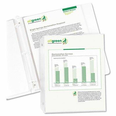 C-Line Products, Inc. Biodegradable Sheet Protectors (100/Box)