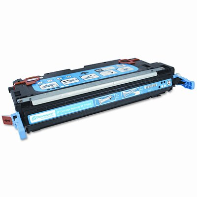 Canon DPC3800C (Q7581A) Remanufactured Laser Cartridge, Cyan