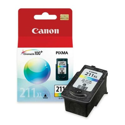 Canon Ink Cartridge, 349 Page Yield, Tri-color