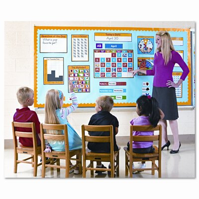Carson-Dellosa Publishing Morning Meeting Solution for Kindergarten Chart