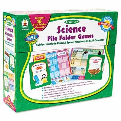 Carson-Dellosa Publishing Science File Folder