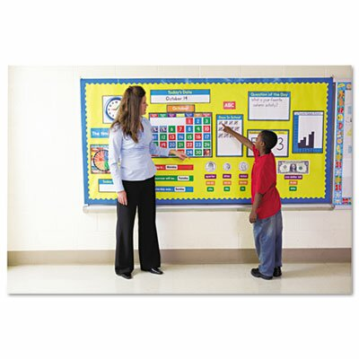 Carson-Dellosa Publishing Morning Meeting Solution for Grades 1-2 Bulletin Board Cut Out