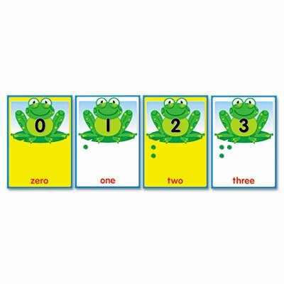 Carson-Dellosa Publishing Quick Stick Bulletin Board 0 - 30 Letters and Numbers