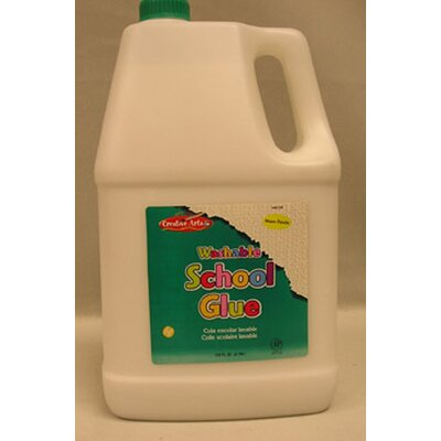 Charles Leonard Co. Economy Washable School Glue Gallon