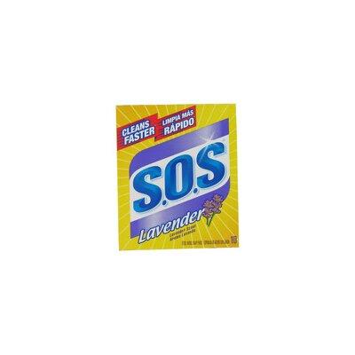 Clorox Company Lavender S.O.S. Soap Pad