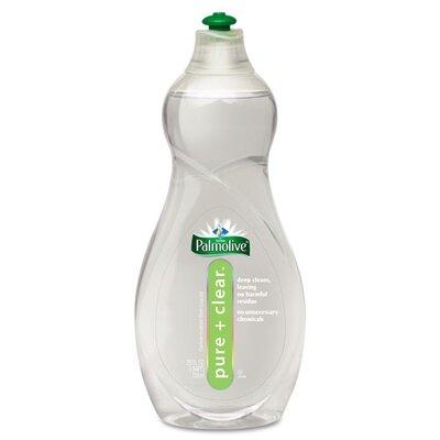 Colgate Palmolive Pure and Clear Dish Liquid, Light Scent, 25 Oz Bottle