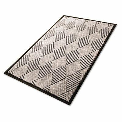 CROWN MATS & MATTING Super-Soaker Diamond Doormat