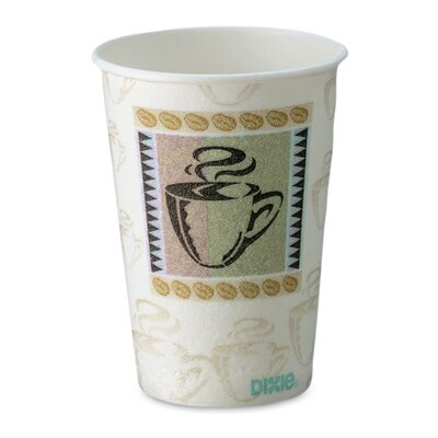 Dixie perfect ouch Coffee Dreams Design Hot Cup