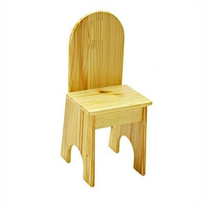 Kid's Desk Chair by Little Colorado