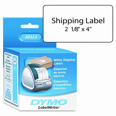 Dymo Corporation Shipping Labels, 220/Box