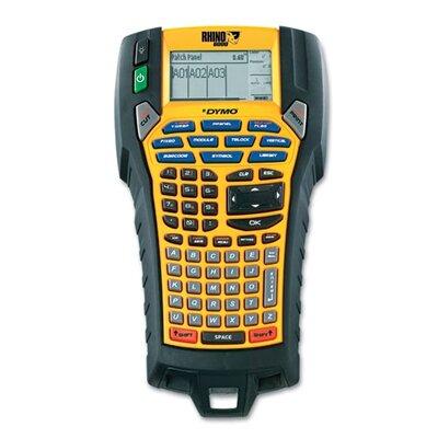 Dymo Corporation Rhino 6000 Industrial Label Marker, 1 line, 9-7/10w x 4-9/10d x 2-3/5h