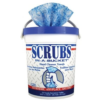 Dymon SCRUBS® Hand Cleaner Towels - scrubs-in-a-bucket handcleaner 72/pail