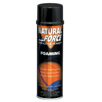 Dymon Natural Force® Foaming Degreasers - natural force citrus degreaser 20 oz aerosol