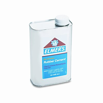 Elmer's Products Inc Rubber Cement