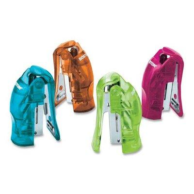 Elmer's Products Inc Mini Standup Stapler, 20 Sheet Capacity, Assorted
