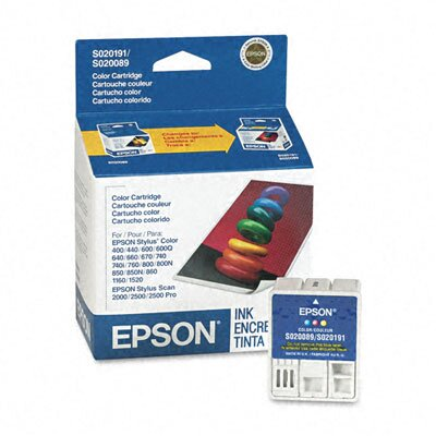 Epson America Inc. S191089 Ink, 300 Page-Yield