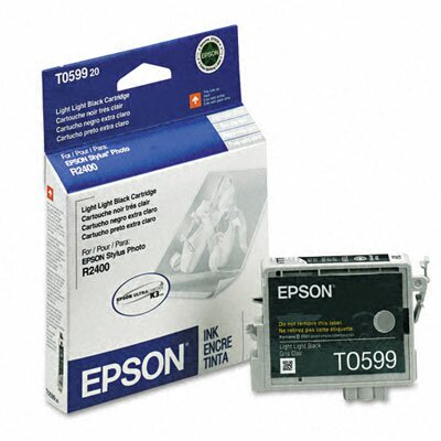 Epson America Inc. T059920 Ultrachrome K3 Ink, 450 Page-Yield