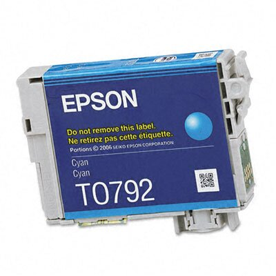 Epson America Inc. T079220 Claria Ink, 810 Page-Yield
