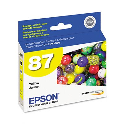 Epson America Inc. T087420 Ultrachrome Hi-Gloss 2 Ink