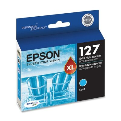 Epson America Inc. T127220 (127) Extra High-Yield Ink